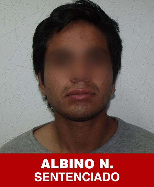 OBTIENE PGJE SENTENCIA DE 22 AÑOS DE PRISIÓN POR HOMICIDIO Y ROBO CALIFICADO