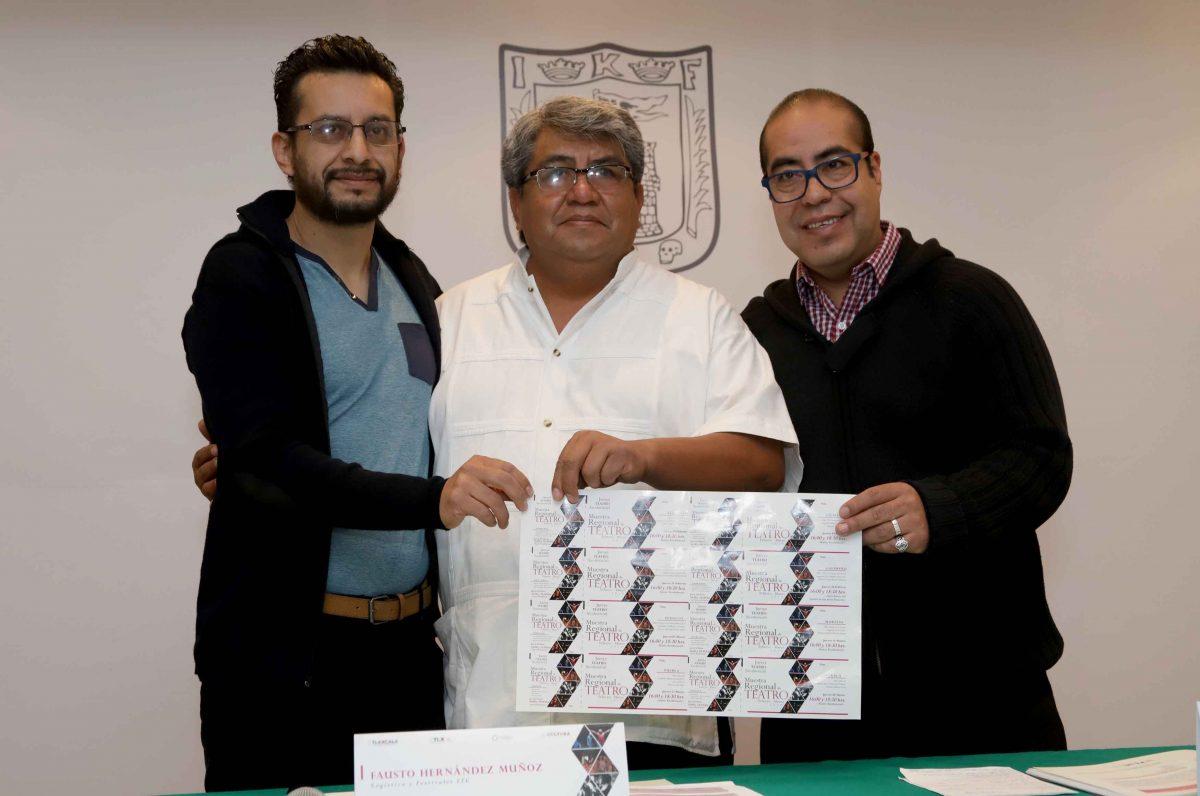 PRESENTA ITC MUESTRA REGIONAL ITINERANTE DE TEATRO 2019