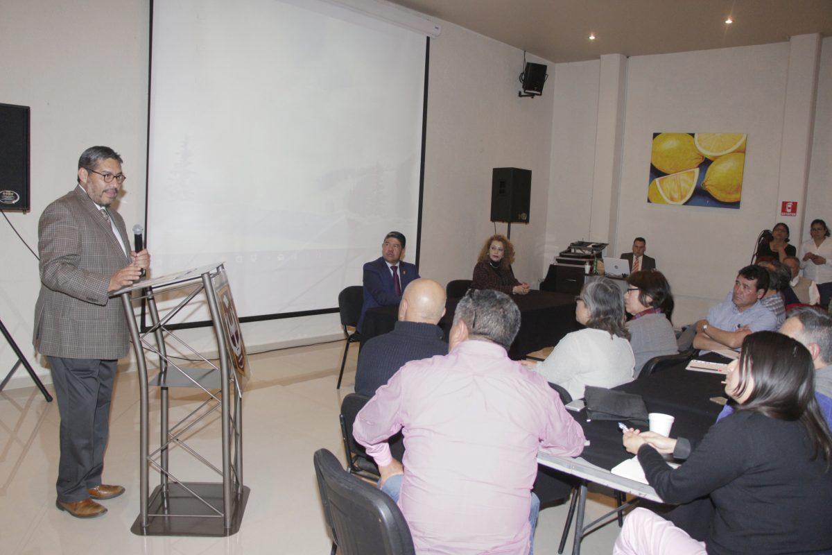 14 Inaugura Rector de la UATx Diplomado sobre responsabilidad social