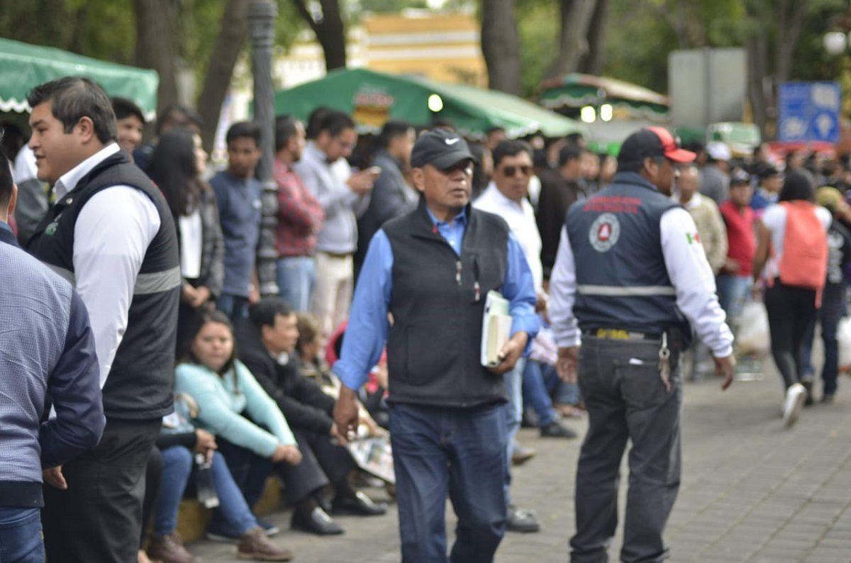 """IMPLEMENTAN DEPENDENCIAS ESTATALES OPERATIVO  POR DESFILE DEL """"CARNAVAL TLAXCALA 500 AÑOS"""""""