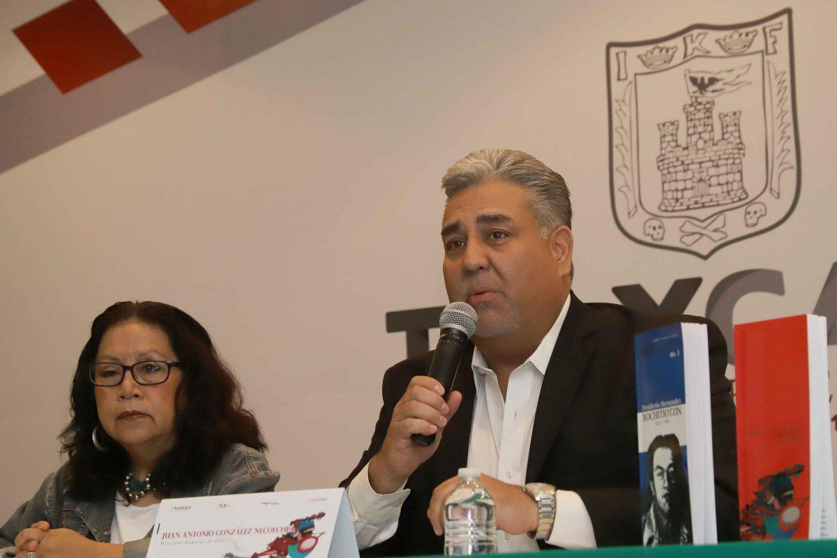 """PRESENTAN ITC Y FUNDACIÓN """"DESIDERIO HERNÁNDEZ XOCHITIOTZIN"""""""