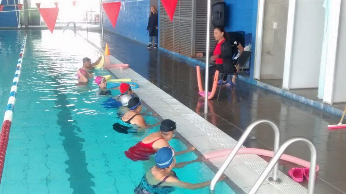 Ofrecen clases gratuitas en Polideportivo durante Semana de la Mujer