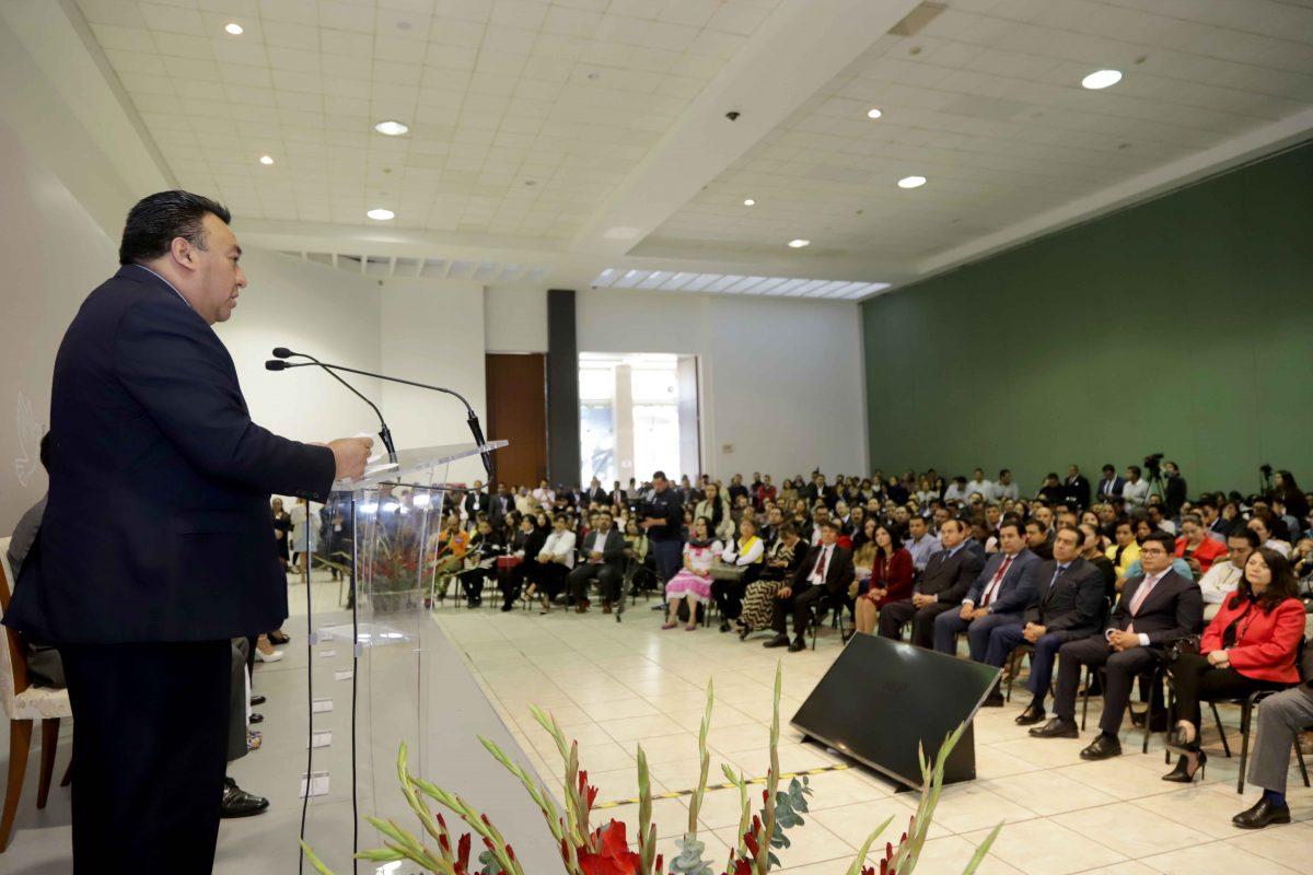 ENCABEZA SEGOB FORO DE CONSULTA ESTATAL  PARA LA ELABORACIÓN DEL PLAN NACIONAL 2019-2024