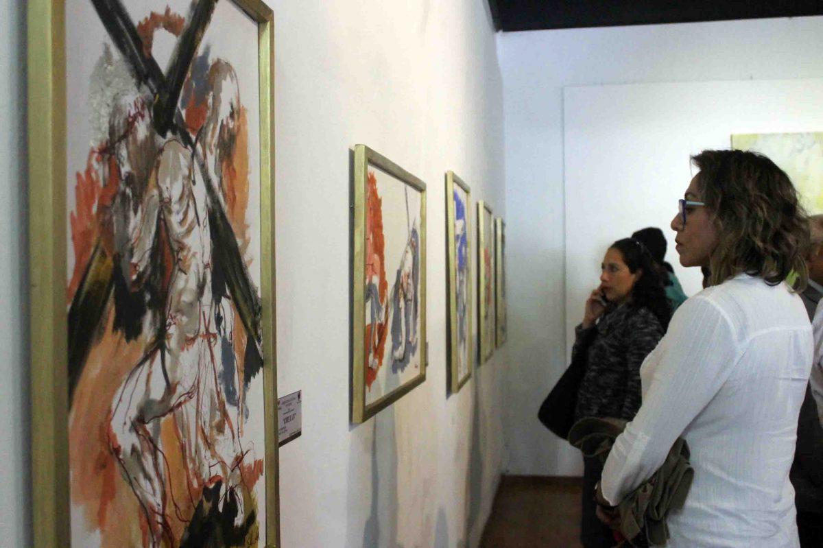 """Abre sus puertas Galería Municipal de Tlaxcala a la exposición """"Crux"""""""