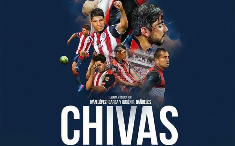 Se presenta la película de las Chivas .