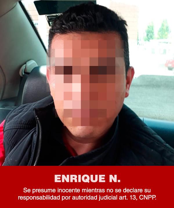 RECUPERA PGJE CAMIONETA CON REPORTE DE ROBO Y CAPTURA A IMPUTADO