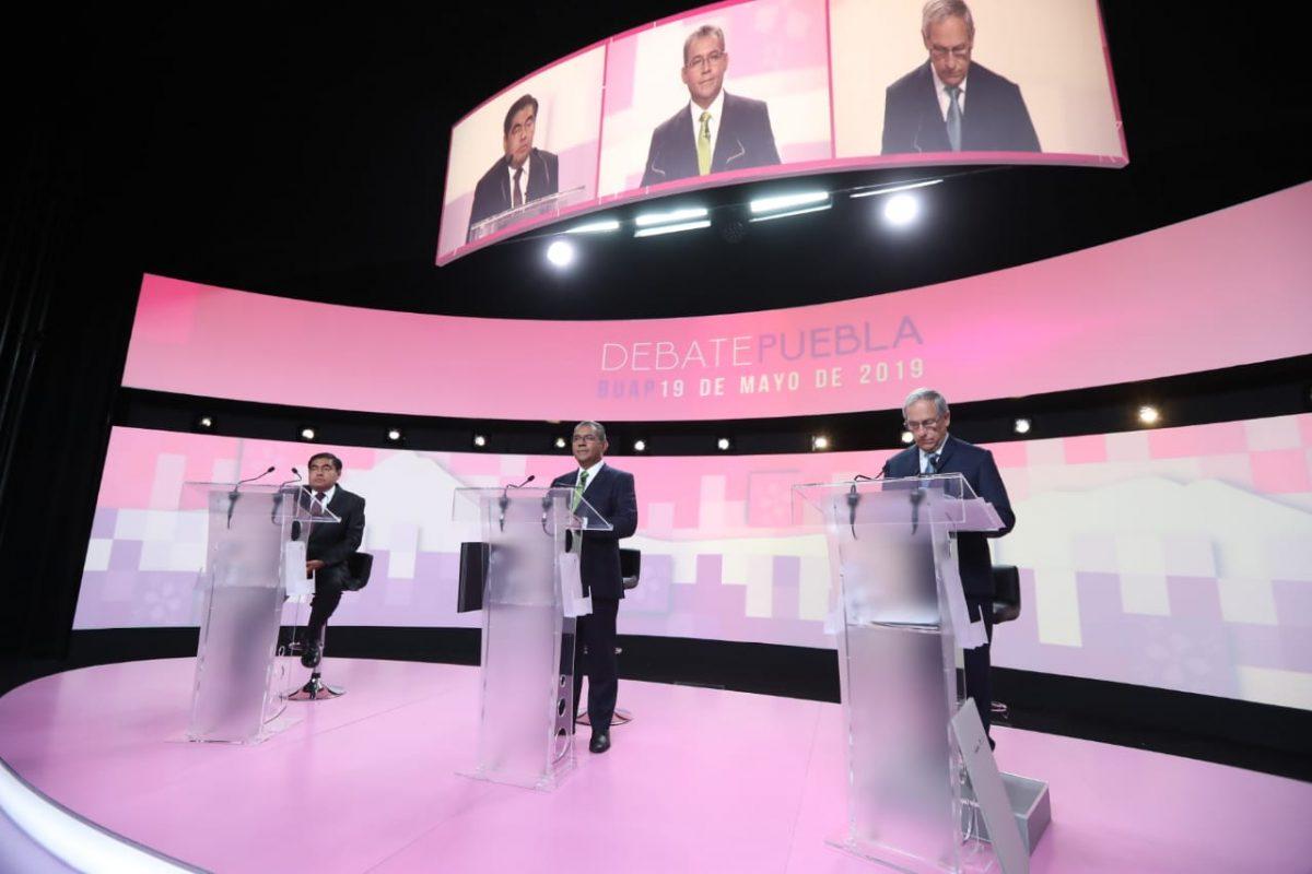 Realiza INE un debate interactivo para permitir a la ciudadanía contar con información para un voto libre