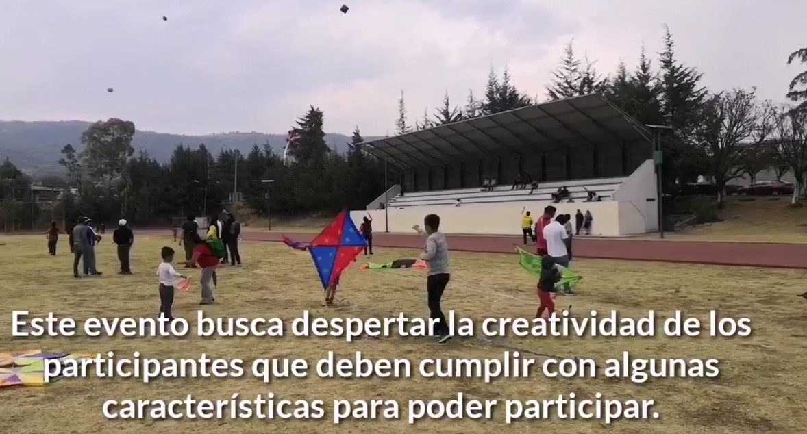 Se realizó el 4 Festival del Aire en el municipio de Panotla.