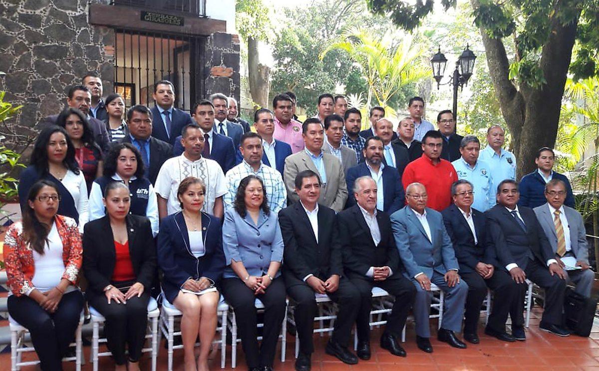 Participó la UATx en Sesión Ordinaria de la Red de Seguridad Institucional de la ANUIES
