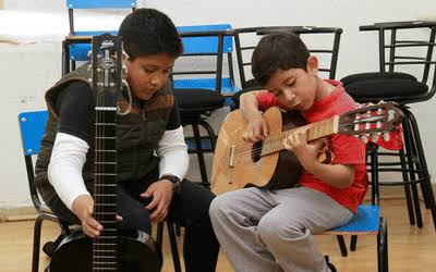 Abren inscripciones para la Escuela de Música Elemental en la capital