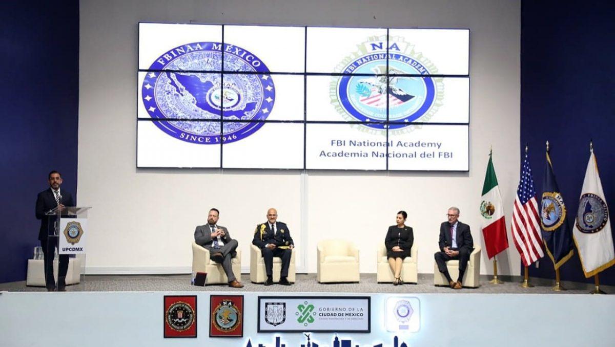 TLAXCALA PARTICIPA EN EL PRIMER REENTRENAMIENTO 2019 ZONA CENTRO ORGANIZADO POR LA ACADEMIA NACIONAL DEL FBI