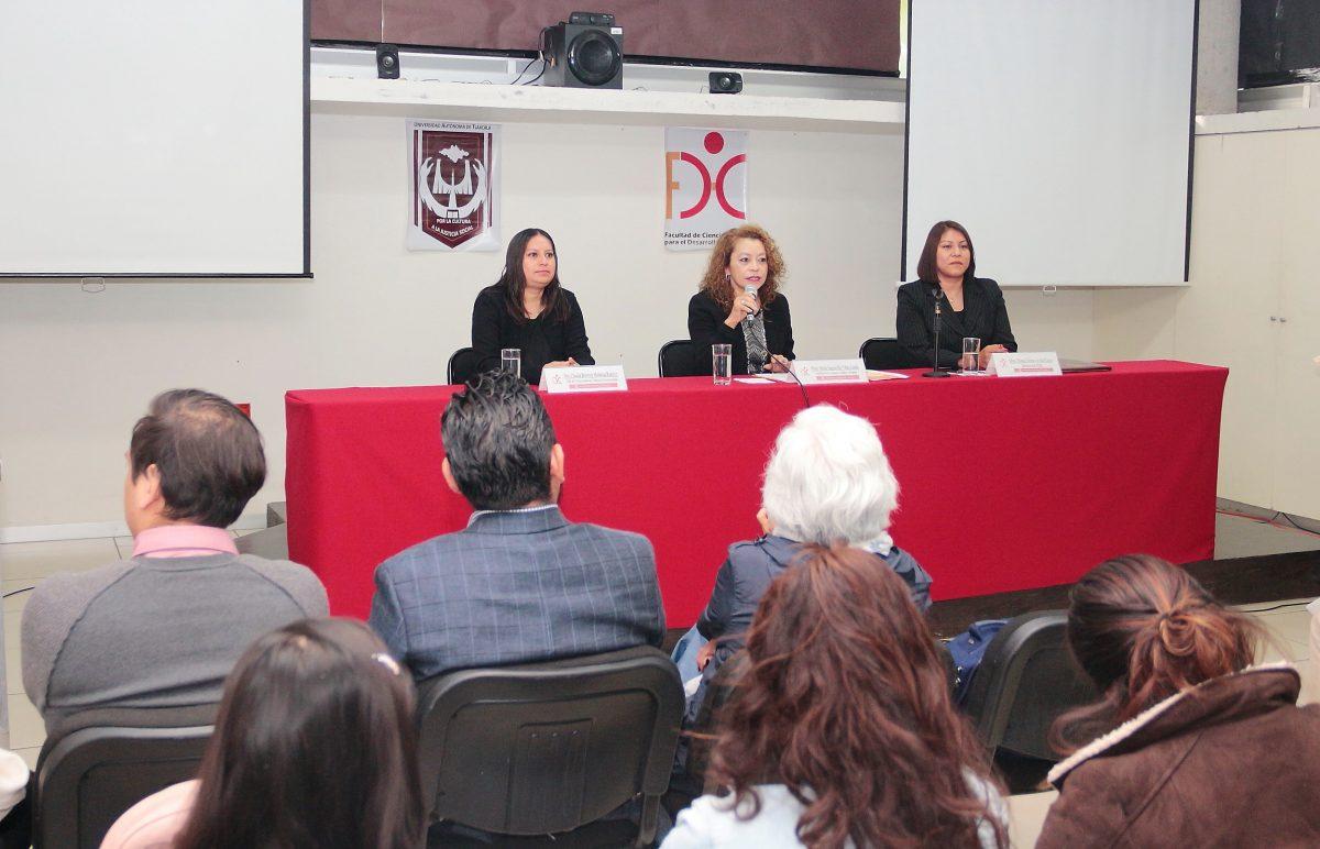 Analizan expertos de la UATx las vicisitudes de la vejez y el envejecimiento
