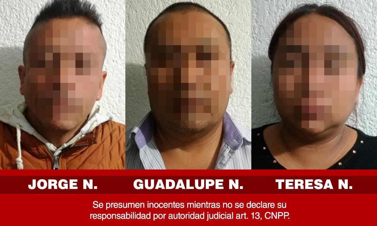 RESCATAN PGJE, FGE PUEBLA, FBI EN MÉXICO Y POLICÍA DE PAPALOTLA A CUATRO VÍCTIMAS DE SECUESTRO