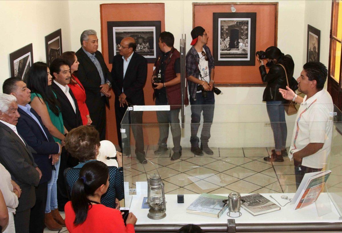 """INAUGURA ITC EXPOSICIÓN """"EL FERROCARRIL EN TLAXCALA, 150 AÑOS"""""""