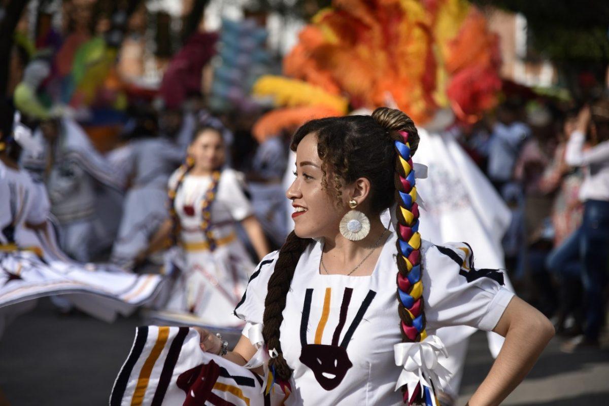 Disfrutaron familias viernes musical en el 494 Aniversario de la Ciudad de Tlaxcala