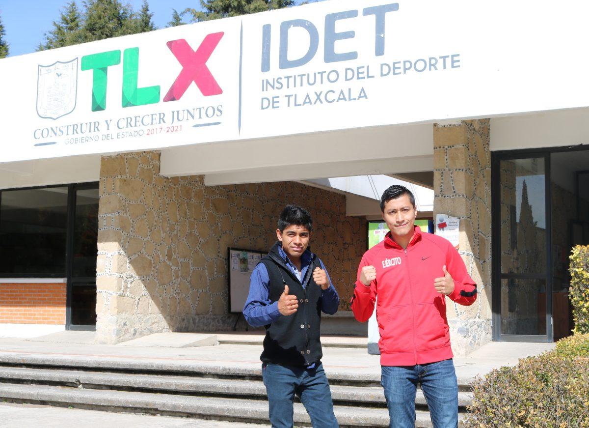 Viajan boxeadores tlaxcaltecas a Sinaloa para participar en Nacional primera fuerza