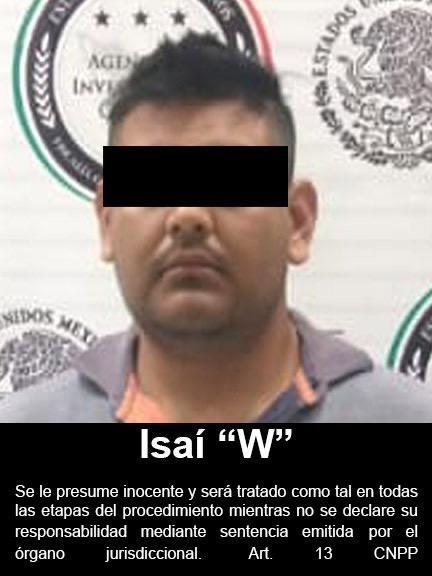 FGR LIBERA A UNA MENOR DE EDAD Y DETIENE A UN HOMBRE, PROBABLE RESPONSABLE DEL DELITO DE TRATA DE PERSONAS