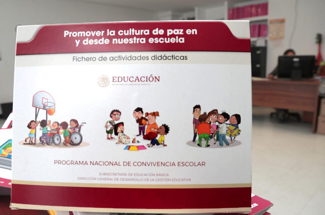 SEPE FORTALECE CONVIVENCIA ESCOLAR CON JORNADAS DE PLÁTICAS Y CAPACITACIÓN