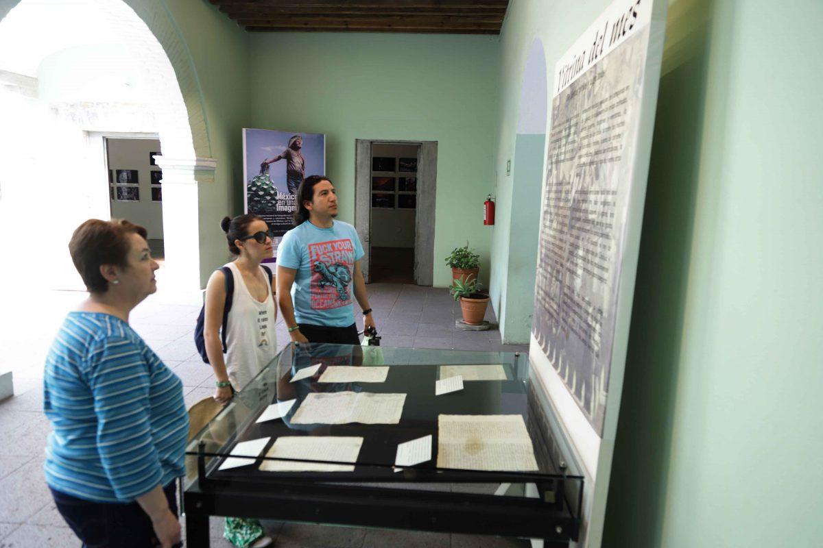 REGISTRA MUSEO DE LA MEMORIA MÁS DE 34 MIL VISITANTES