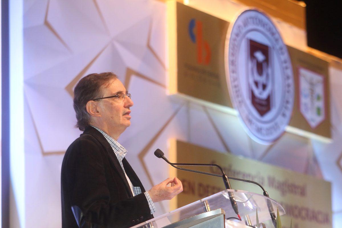 Interesante  Conferencia Magistral del Dr. José Woldenberg en la Universidad Autónoma de Tlaxcala. Aquí todos los detalles.