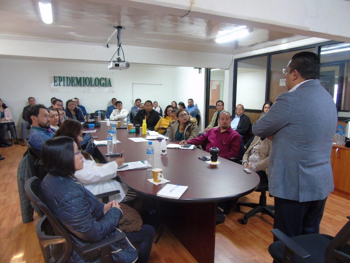 TLAXCALA CUENTA CON LOS PROTOCOLOS PARA IDENTIFICAR  CASOS PROBABLES DE CORONAVIRUS: SESA
