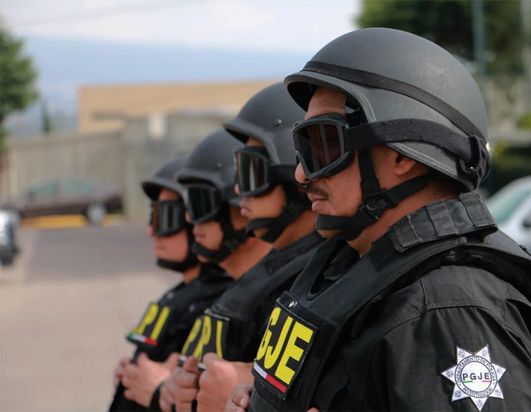 ENCABEZA PGJE OPERATIVO DE RESCATE DE PRESUNTA VÍCTIMA DE TRATA DE PERSONAS EN SAN PABLO DEL MONTE