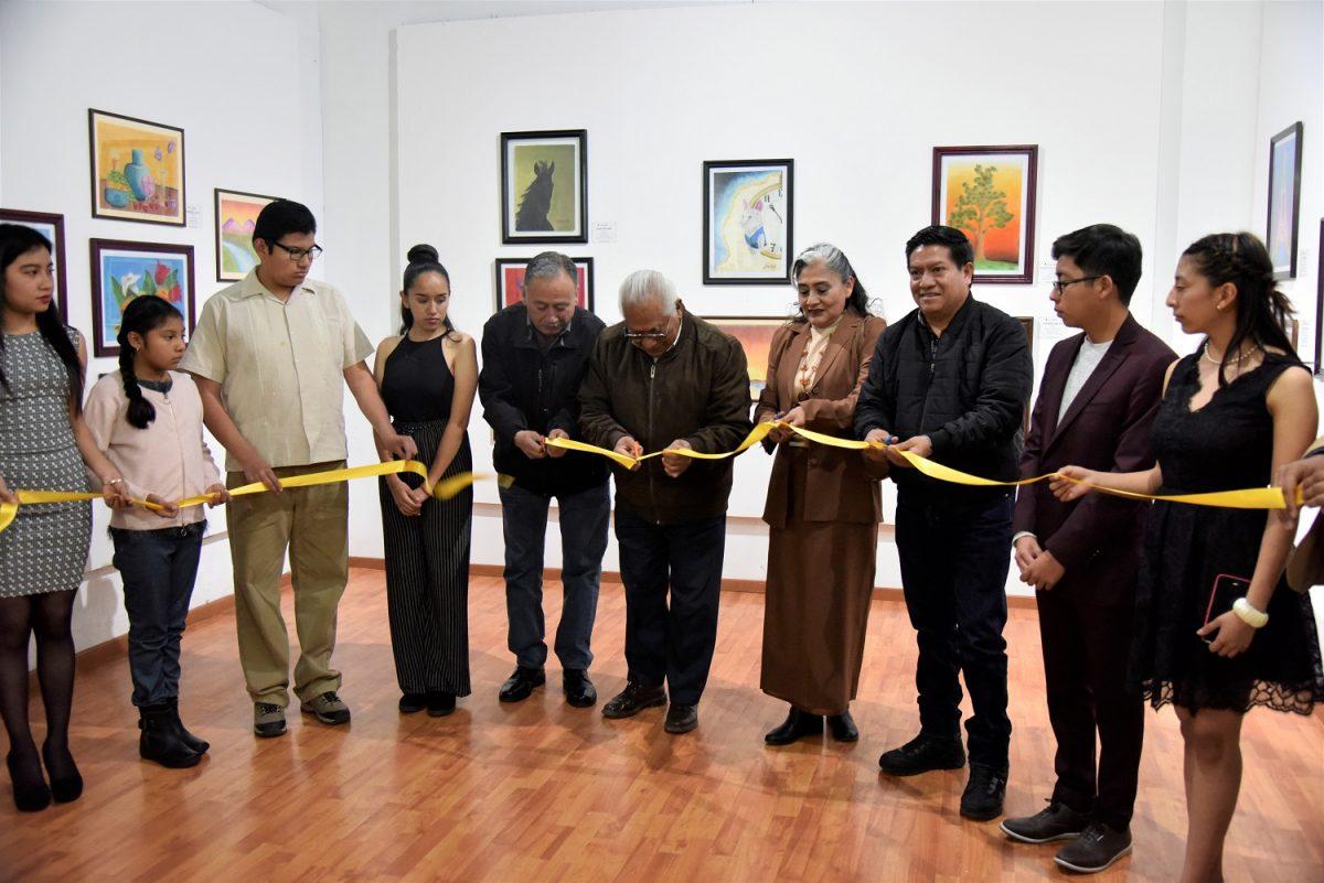 Abre sus puertas galería municipal de Tlaxcala a colectivo artístico