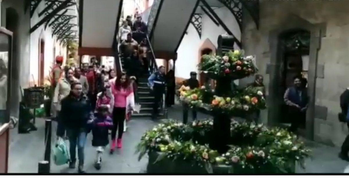 El ayuntamiento de Tlaxcala se sumó  al primero Macro Simulacro  nacional 2020.