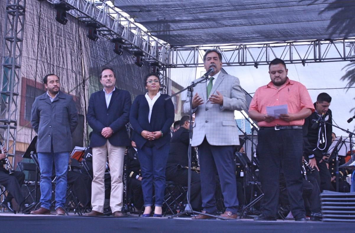 """REALIZAN CONCIERTO DE BANDA  SINFÓNICA EN EL MARCO DE LOS """"150 AÑOS DE PIEDRAS NEGRAS"""""""