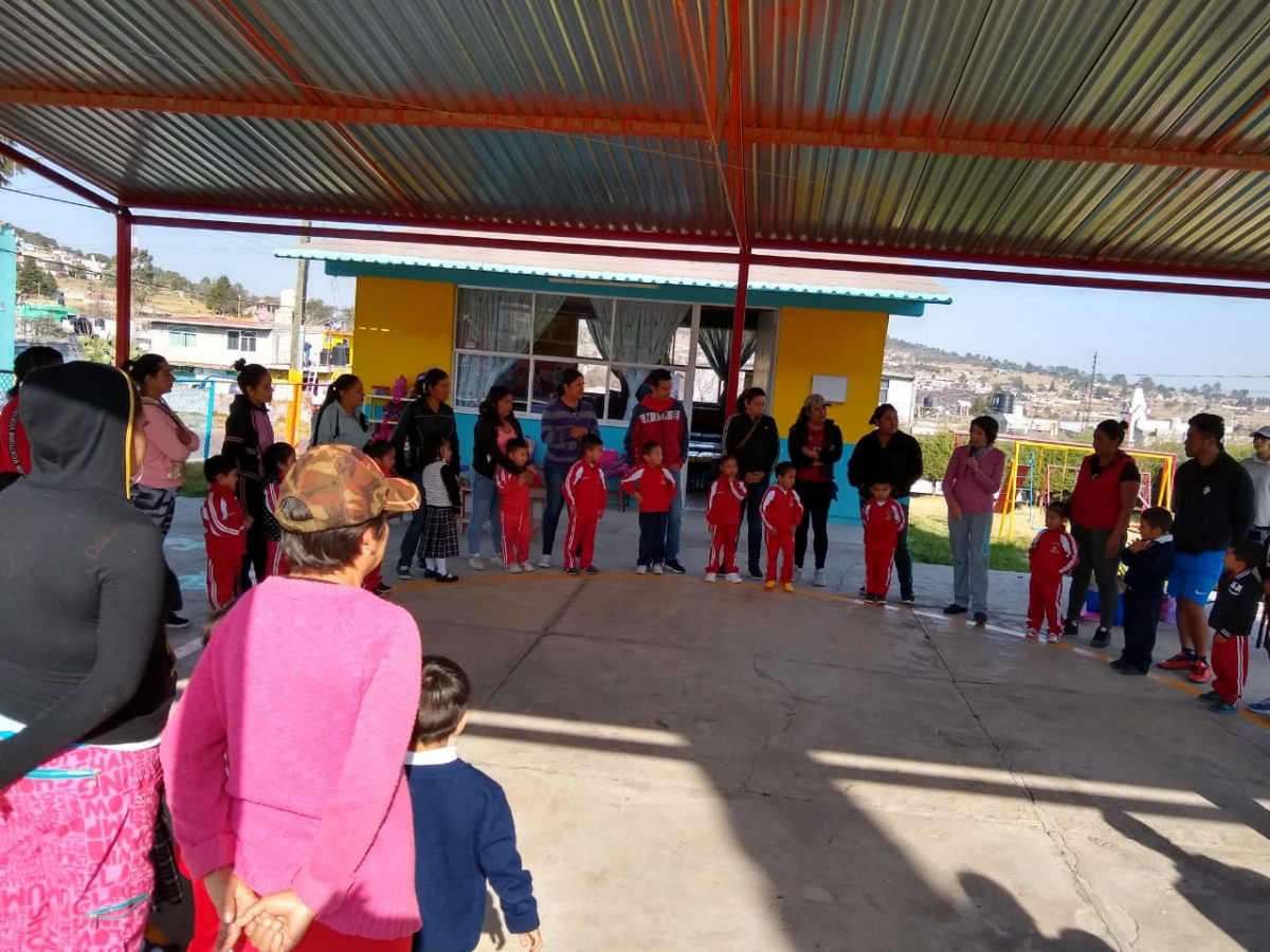IMPARTE ITC TALLER DE ESTIMULACIÓN MUSICAL A INFANTES