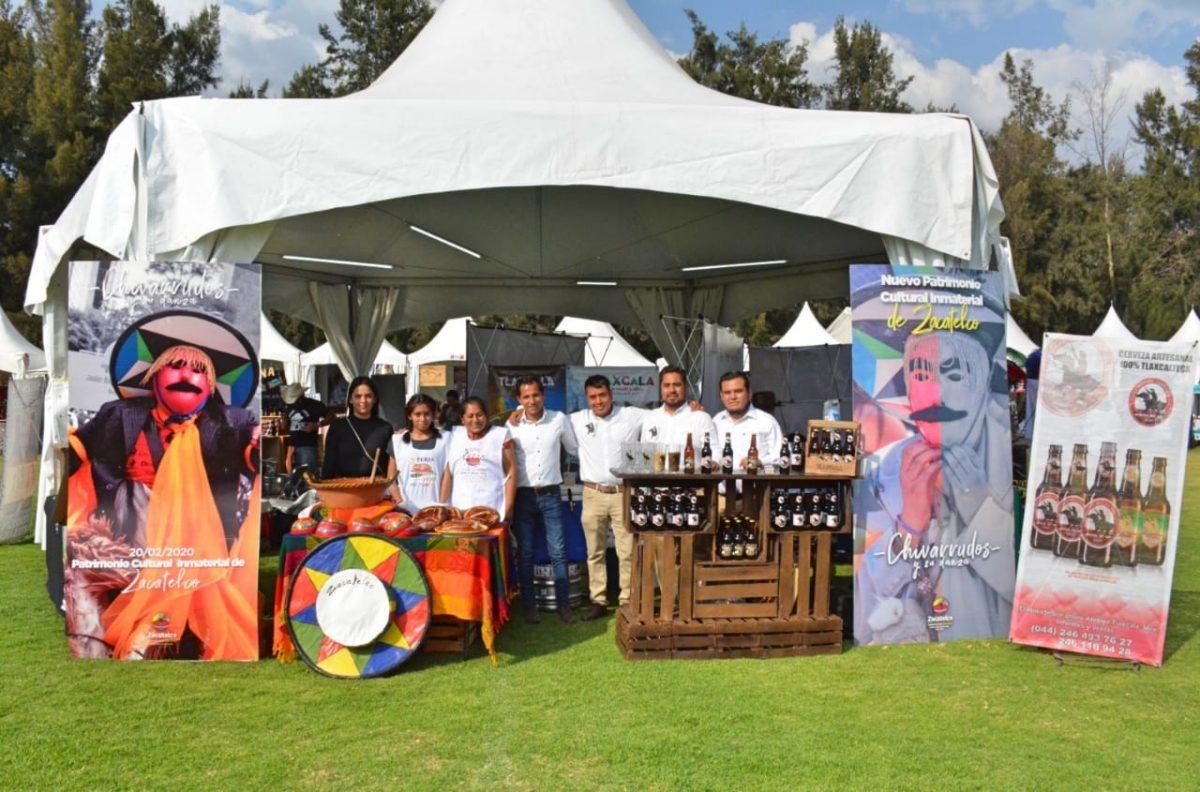 """TLAXCALA PARTICIPÓ COMO ESTADO INVITADO  EN EL """"CERVEFEST 2020"""" EN CDMX: SECTURE"""