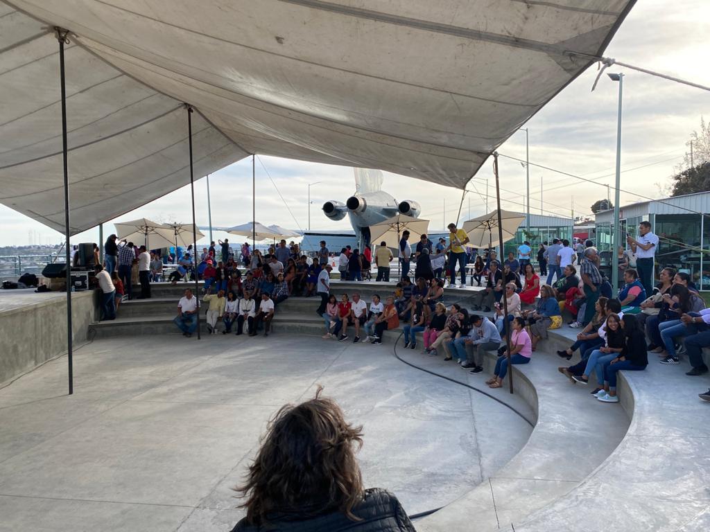 Promueven en Parque Temático de Tlaxcala eventos culturales