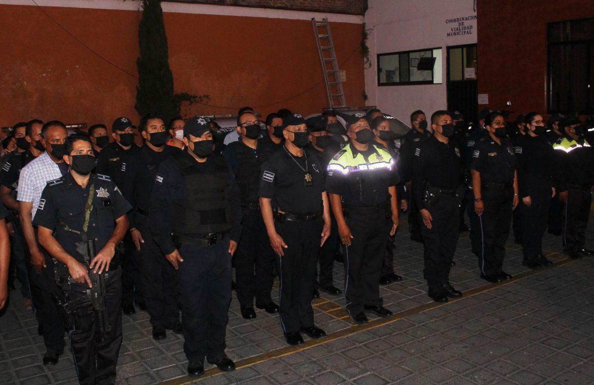 Refuerzan en la capital acciones de vigilancia y prevención por Covid-19