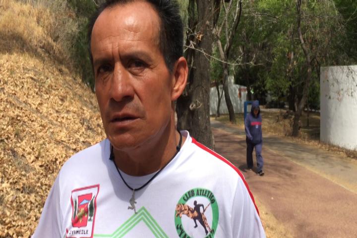 """El deporte cambio mi vida"""": Víctor Manuel Muñoz Escalante"""