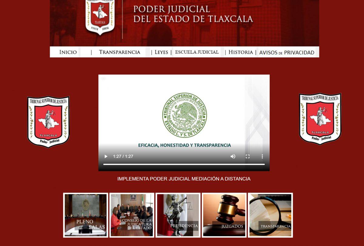 Implementa Poder Judicial sesiones de pleno y de salas a distancia