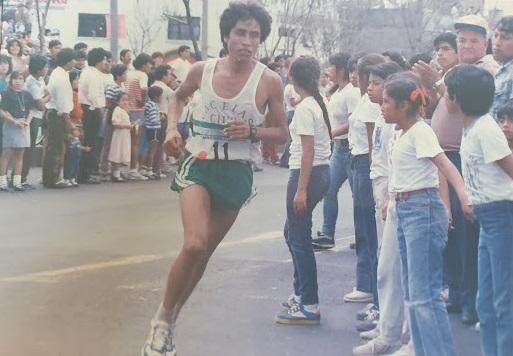 Juan Salvador González ejemplo de superación; ganó maratones nacionales e internacionales