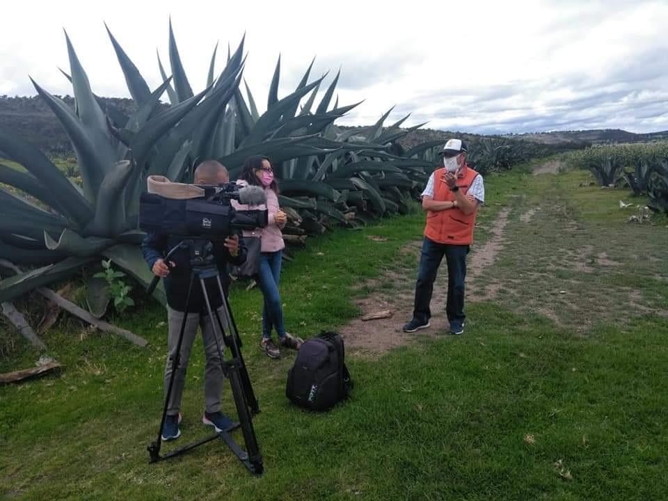 PROMOCIONA SECTURE EN CANAL ONCE  ATRACTIVOS TURÍSTICOS DE TLAXCALA