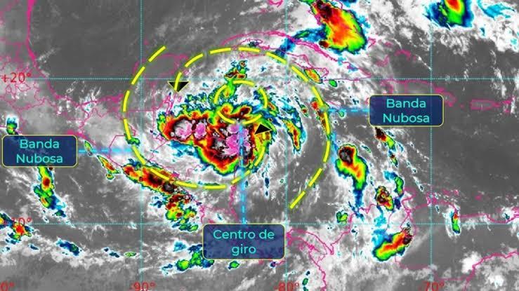 Zeta ocasionará lluvias torrenciales en Quintana Roo y Yucatán