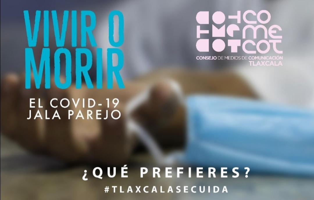 #UsaCubrebocas #PorTi #PorTodos En Tlaxcala