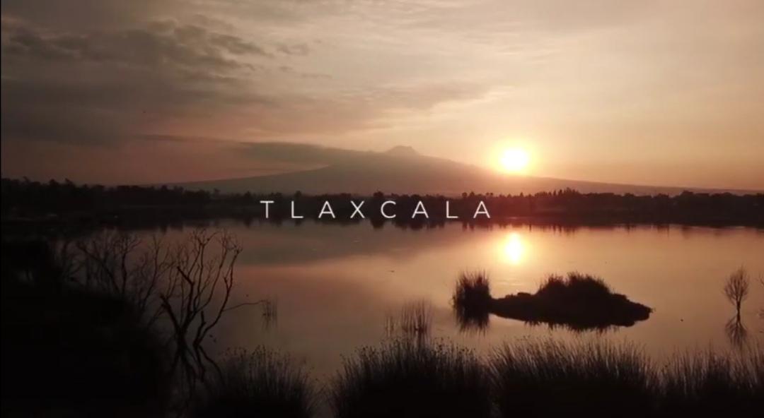 En Tlaxcala somos cuna de la nación, de la gente que vive feliz y tranquila,