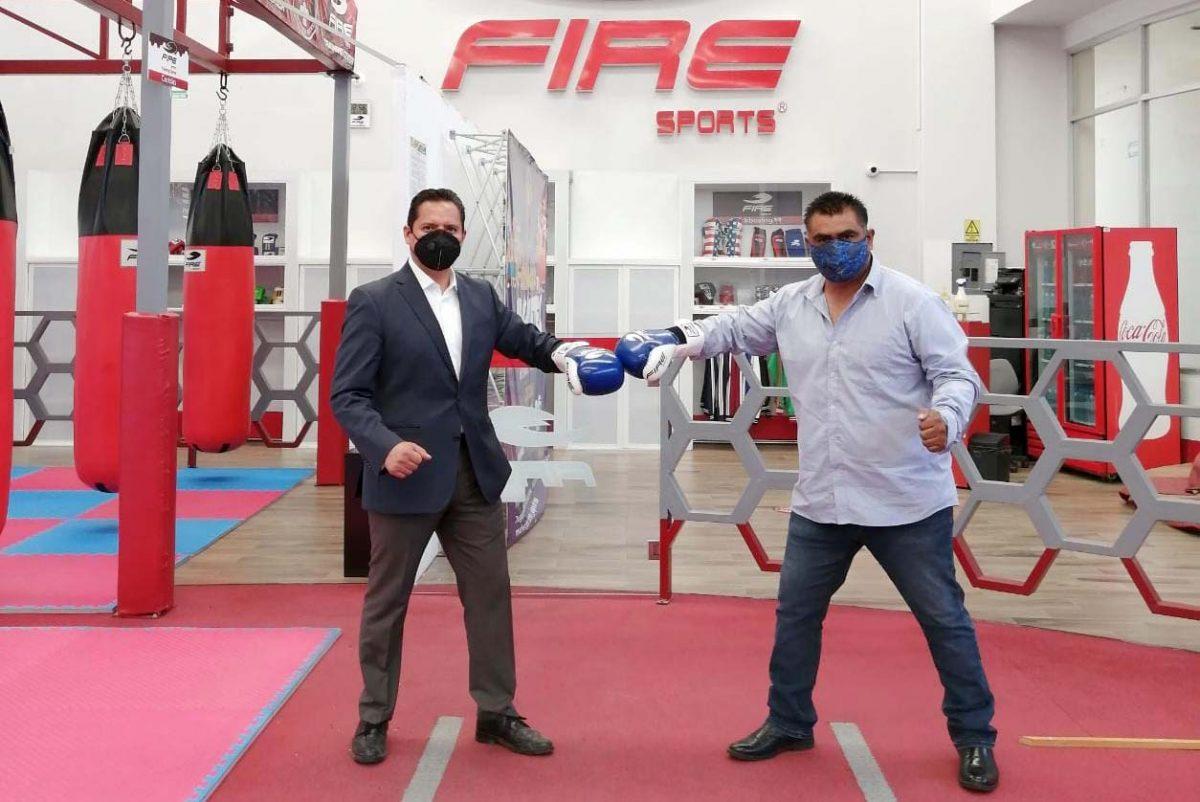 Refrenda Fire Sports su compromiso con el deporte tlaxcalteca