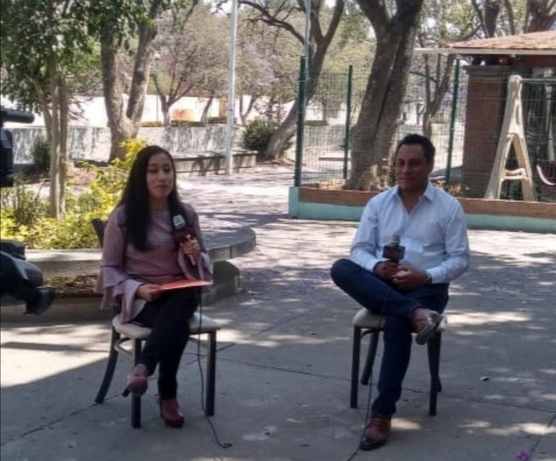 """Entrevista """"Sin Filtros"""" con el candidato a la gubernatura por Redes Sociales Progresistas, Juan Carlos Sanchez García (Saga)"""