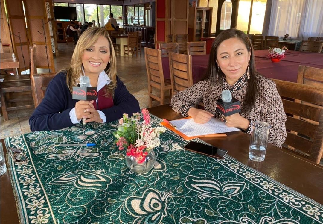"""La Entrevista """"SIN FILTROS"""" con la candidata a la  gubernatura por la Coalición """"Juntos Haremos Historia', Lorena Cuellar Cisneros."""