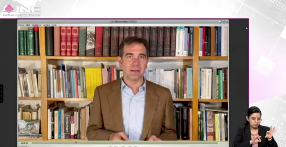 El voto ciudadano, única vía para definir quién gobierna al país: Lorenzo Córdova