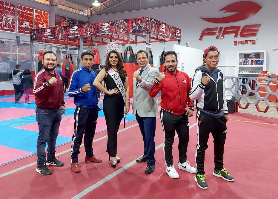 Representa Itsabeau Morales l belleza tlaxcalteca en certamen nacional