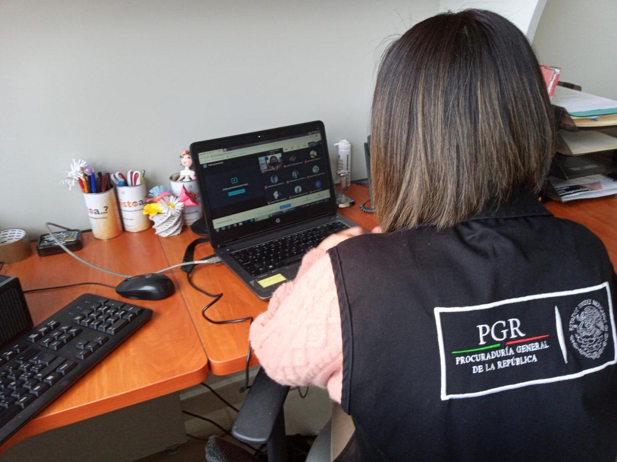 IMPARTE FGR PLÁTICAS DE PREVENCIÓN DEL DELITO EN TLAXCALA