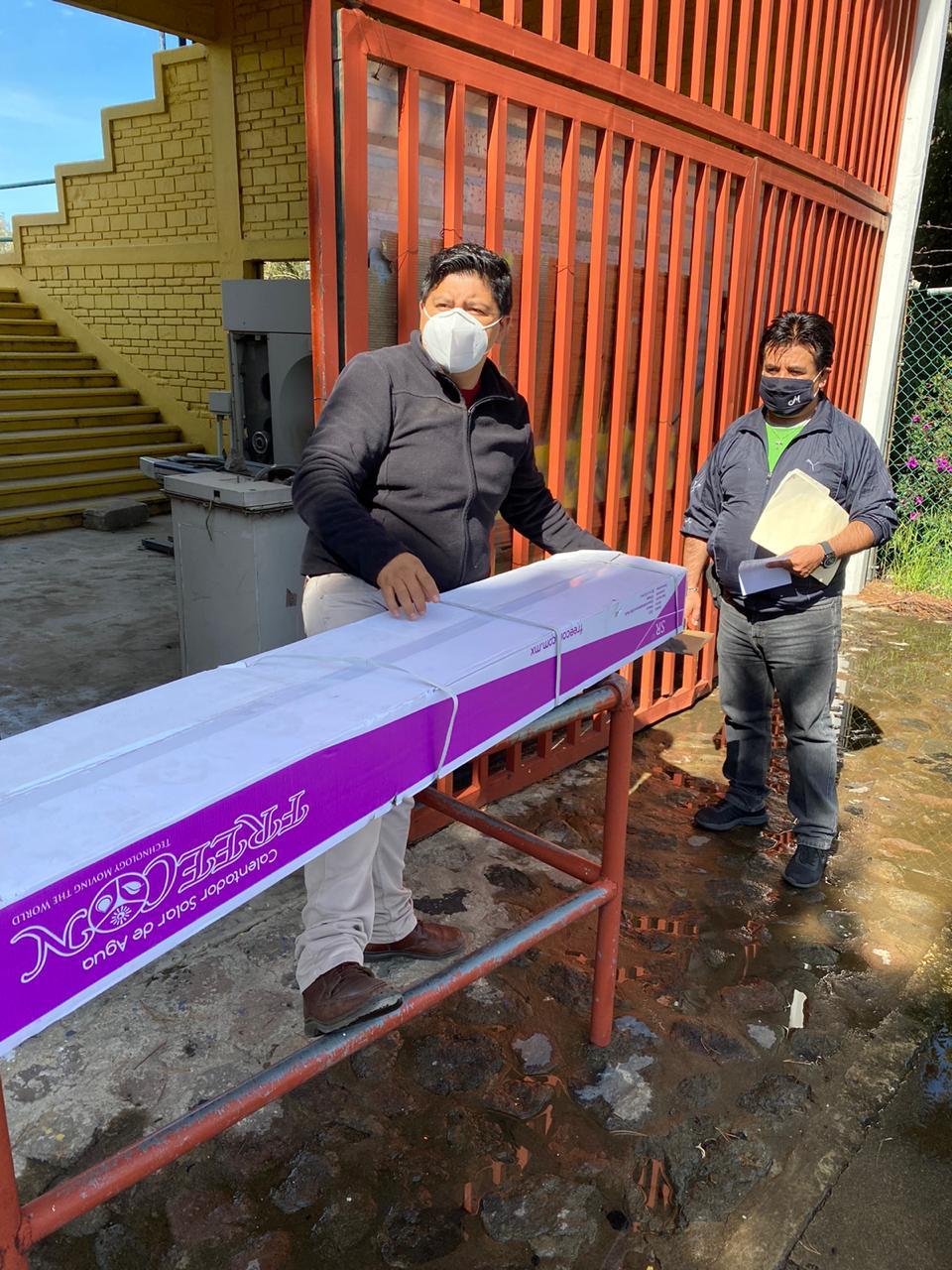 """Favorece programa de """"Vivienda Sustentable"""" con 765 beneficiados en la capital"""