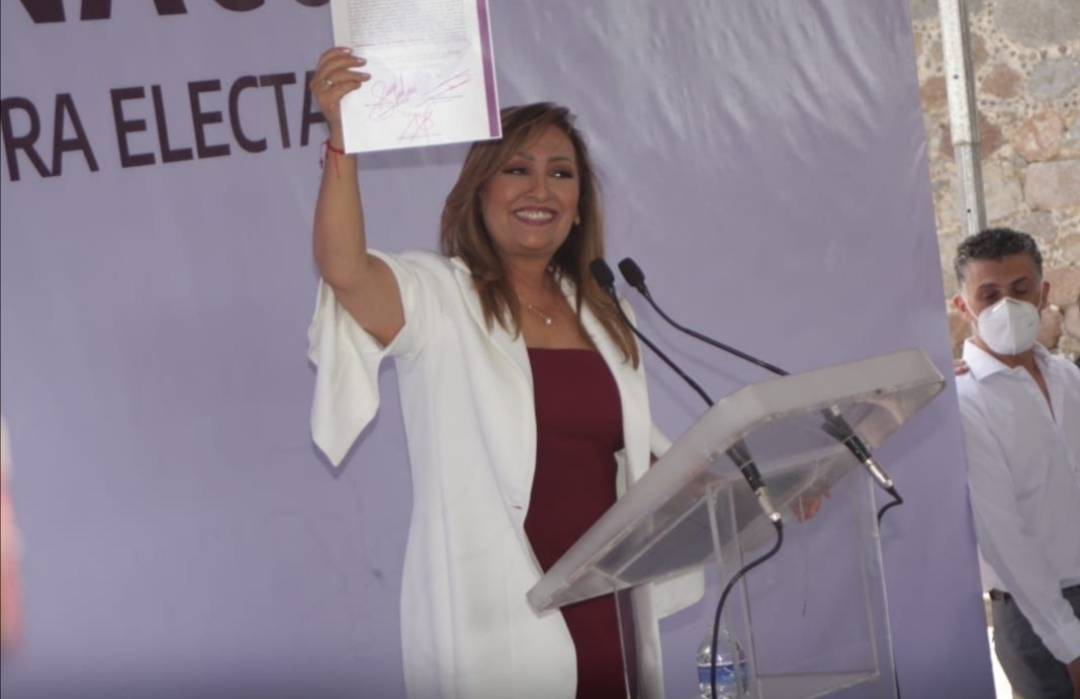 Habrá un antes y un después en Tlaxcala: Lorena Cuéllar