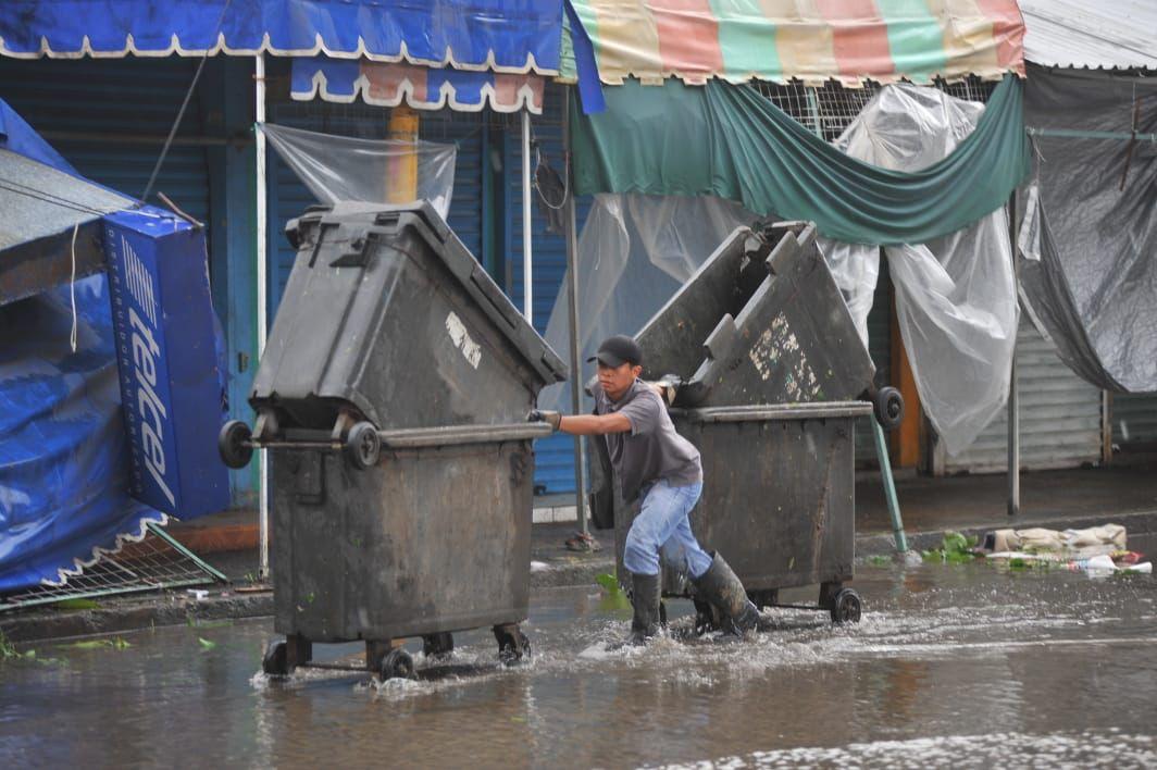 Deja 9 muertos y tres desaparecidos así como daños materiales hasta el momento no cuantificados el huracán Grace