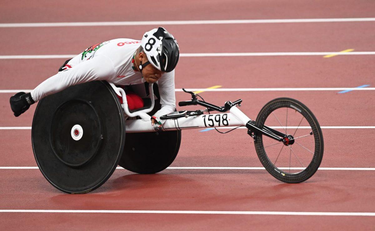 Quinto lugar para Leonardo de Jesús Pérez en los 400 metros